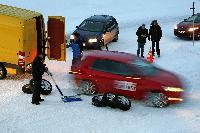 GTÜ-Winterreifentest: Mit Premium-Pneus sicher unterwegs