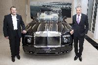 Rolls-Royce eröffnet neuen Standort in München