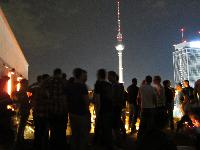 Nightrider in Berlin