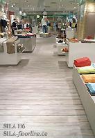 Industrieböden der Marke SILA® floorline der DRZ GmbH sind sehr gefragt