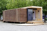 BAUnatour informiert in Köln über Bauen und Wohnen mit nachwachsenden Rohstoffen