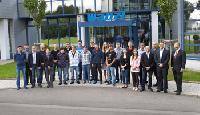 24 neue Auszubildende bei Wanzl in Leipheim und Kirchheim