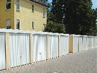 Garagentore in Reihengaragen von Exklusiv-Garagen für legale Graffiti-Kunst