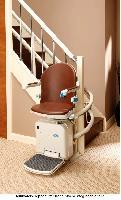 Treppenlifte Ellmers: Der einfache Weg nach oben mit einem Minivator Treppenlift