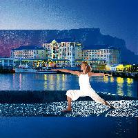 Exklusive Yoga-Reise mit Ursula Karven nach Kapstadt