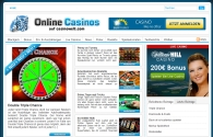 Die Online Casino Welt auf CasinoWelt.com