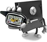 rubrik alarmanlage auto gps fahrzeugortung per handy pressemitteilung ws. Black Bedroom Furniture Sets. Home Design Ideas