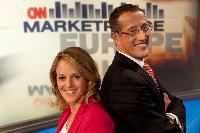 Sendestart von CNN Marketplace Europe: Europäische Wirtschaft im Fokus