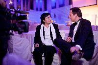 Springer Medizin CharityAward 2011 im Gesamtwert von 150.000 Euro für die Berliner Ärztin Jenny De la Torre