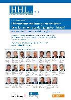 HHL-Forum 2011: Unternehmensführung neu denken - Was lernen wir aus den jüngsten Krisen?