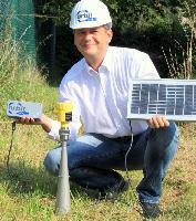 Solarbetriebenes Datenmodul von Orbit Logistics