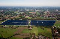 Größter Solarpark des Landes auf dem Fliegerhorst Oldenburg