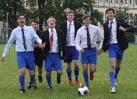 Größtes Fußballturnier europäischer Business Schools vom 18. bis 20. Mai 2012 in Leipzig