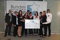 Deutschlands beste Schülerfirma macht in Seife
