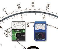 Analoge Multimeter für schnelle Erfassung der Messwerte