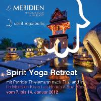 Spirit Yoga Retreat im Paradies auf Erden