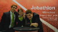 Jobathlon 2011  Finde Dein Unternehmen!