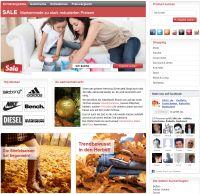 Sale.de - Online einkaufen und dabei gleich dreifach sparen