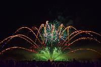 Olympisches Niveau beim 22. Internationalen Feuerwerkswettbewerb in Hannover
