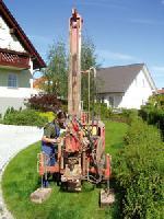die Brunnenbauer bohren Ihren Brunnen
