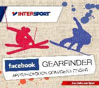 Gearfinder - die Facebook App für Snowboarder und Freeskier