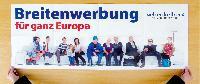 Breitenwerbung für ganz Europa: Wer auffallen will, muss Innovationen