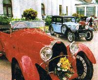 35. Internationales Oldtimer-Meeting Baden-Baden 2011: 125 Jahre Automobilgeschichte