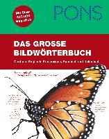 Ein Bild für jedes Wort: Das große Bildwörterbuch von PONS in fünf Sprachen