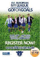 XVI. European Ivy League vom 18. bis 20. Mai 2012 in Leipzig