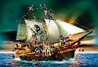 Piraten-Beuteschiff von PLAYMOBIL erhält Auszeichnung mit dem games4family-Award 2011