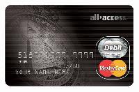 Es kann auch mal die schwarze Kreditkarte sein