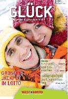 Die neue GLÜCK: NRWs größtes Kundenmagazin erhält frisches Gesicht