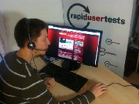 Online-Usability-Service RapidUsertests.com beim Wettbewerb