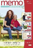 Jetzt bestellen: Die neuen memo Kataloge 2012 sind da!