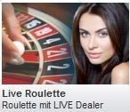 Live Roulette online spielen