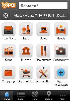 Die App zum Portal  Mit der 123POI App weltweit angesagte Hot Spots finden