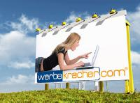 Die Erfolgsgeschichte der Werbetechnik Hamburg wird umbenannt in Werbekracher EQUIPMENT