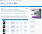 Online Casinos Test - Casino Tests