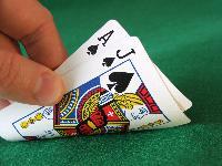 Online Blackjack geht Live