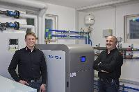 Deutscher Kältepreis 2012 für Installation der WBT GmbH