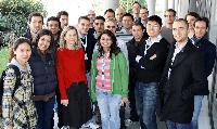 Soft Skills für Manager -  Italienische MBA-Studenten belegen Kurs an der HHL