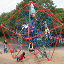 Spielgeräte auf dem Schulhof - das Highlight für die Kinder