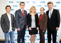 Ehemalige Studenten engagieren sich für Deutschlandstipendien an der HHL