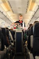 Flugbegleiterin: Prinzessin der Lüfte