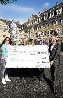 35.000 Euro für SOS-Kinderdörfer von der pantera AG