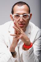 Karim Rashid: neue Produkte auf der Ambiente/Frankfurt -
