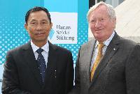 Myanmar: Parlamentspräsident besucht erstmals Deutschland