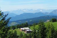 Kreuzwiesenhütte in Lüsen