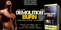 Hochwirksamer Fatburner mit Dybanix Demolition Burn