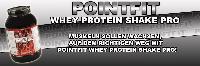 Effizientes Muskelwachstum dank PointFit Whey Protein Shake Pro